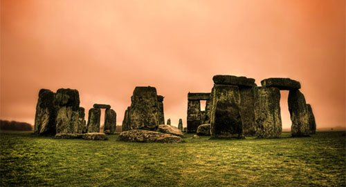 Free Wallpaper - Stonehenge