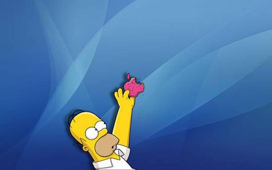 Stunning HD Wallpaper - Simpson