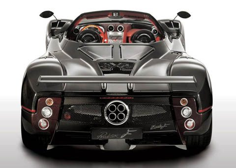 Pagani Zonda C12 F: 2nd Most Expensive Car in the World