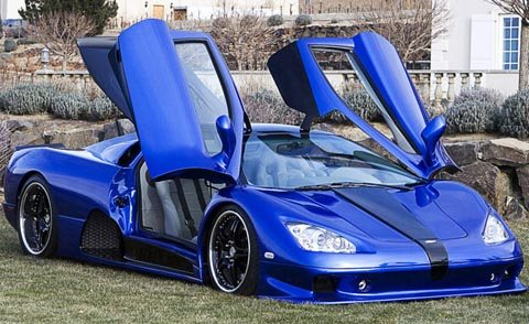 SSC Ultimate Aero 3rd most expensive car in the world