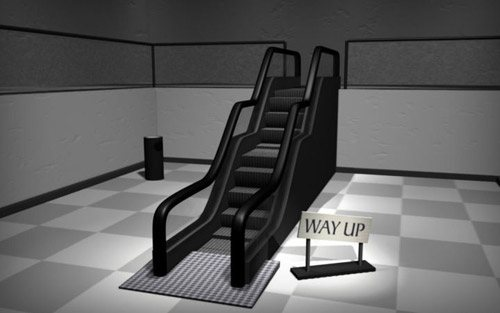 Stairs in The Ultimate Collection Of Maya 3D Tutorials