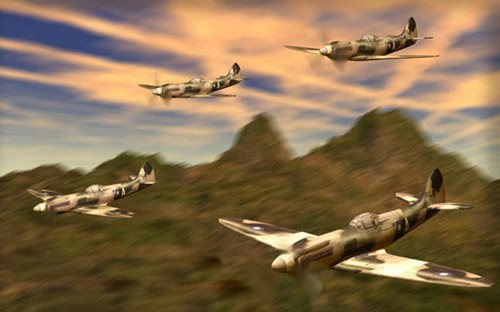 War Plane in The Ultimate Collection Of Maya 3D Tutorials