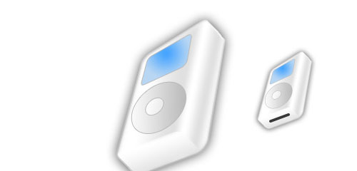 XP Style iPod Icon - screen shot.
