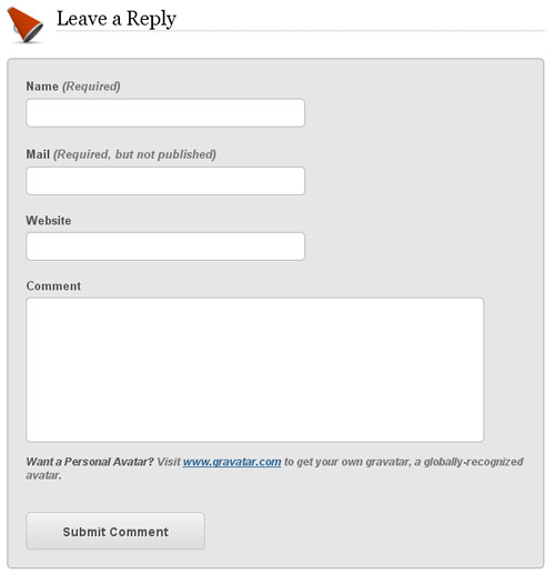 tutorial9-blog-comment-form