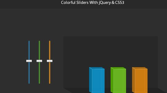 jQuery CSS3 Sliders