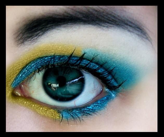 Fairytale Eye Makeup