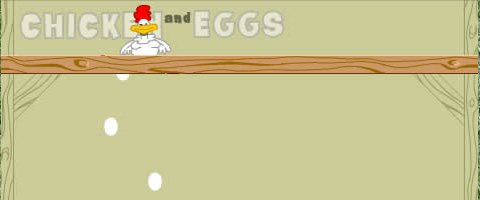 Chicken and Eggs Game