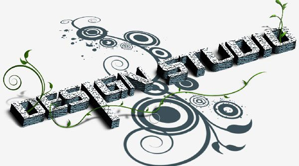 Create a Cool 3D Graffiti Text Effect using Line Art in Photoshop