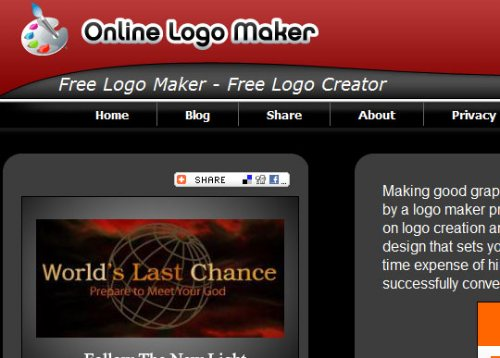 world of warcraft logo generator. Logo creator is free and