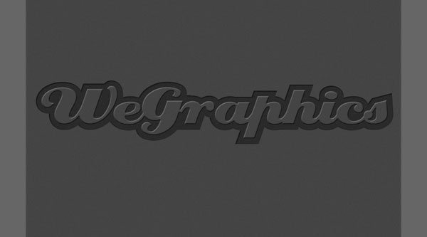 How to create a simple and elegant text effect