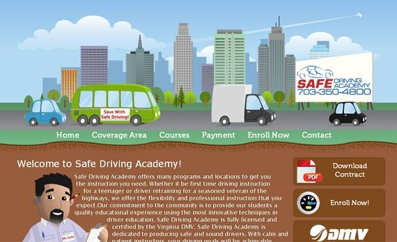 Safe Driving Academy