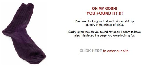 acorncreative 60 Really Cool and Creative Error 404 Pages by Designsmag