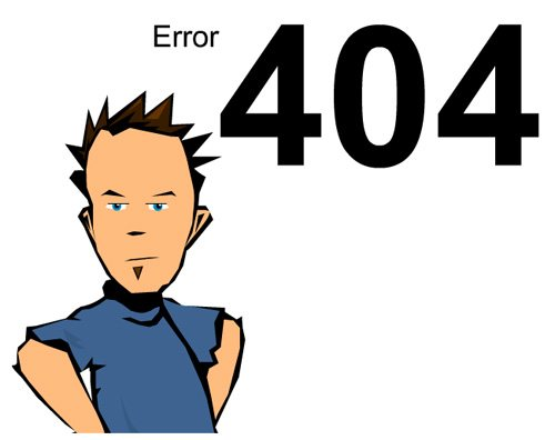ferdaze 60 Really Cool and Creative Error 404 Pages by Designsmag