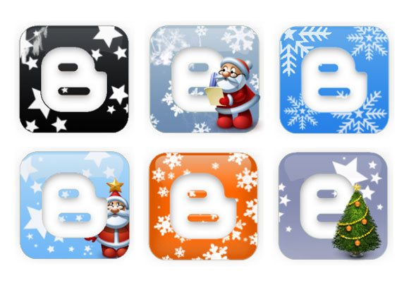 20 of the Best Christmas Icon Sets Ever Seen