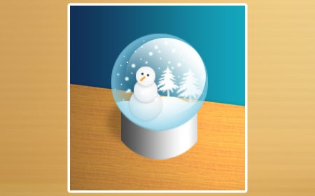 how to create a snowman in photoshop