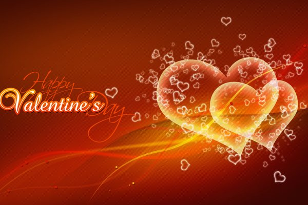 valentines day photoshop