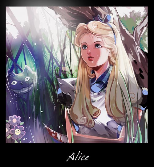Magical Fantasy Art by Athena Chan by designsmagcom