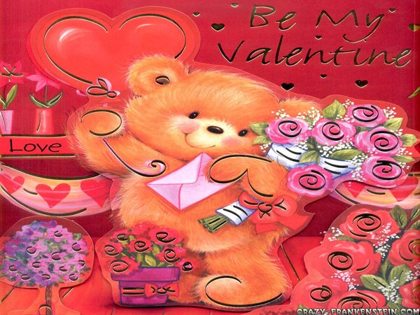 be my valentine wallpaper 52 Free High Resolution Valentines Day Wallpapers by Designsmag