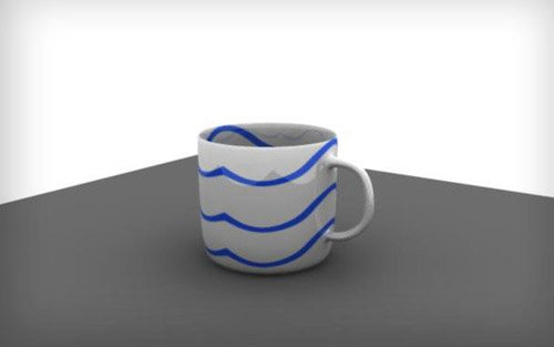 Cup in The Ultimate Collection Of Maya 3D Tutorials