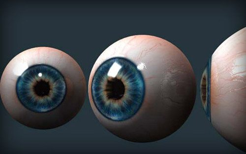 Eye in The Ultimate Collection Of Maya 3D Tutorials