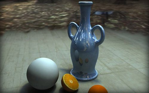 Hdri in The Ultimate Collection Of Maya 3D Tutorials