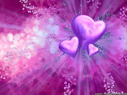 purple heart comet valentine wallpaper 52 Free High Resolution Valentines Day Wallpapers by Designsmag