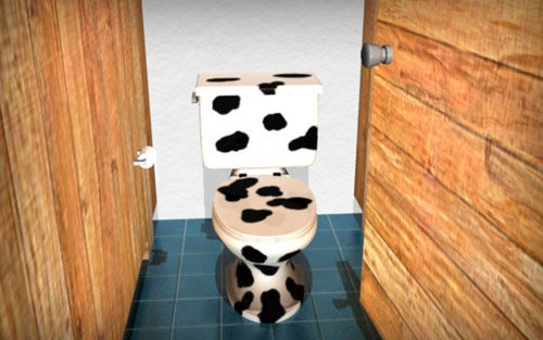 Toilet in The Ultimate Collection Of Maya 3D Tutorials
