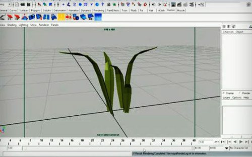 Wireframe in The Ultimate Collection Of Maya 3D Tutorials