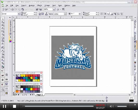 30+ Illustrative Corel Draw Tips and Tutorials by designsmag