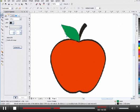 Corel Draw Tutorials - Corel Draw Tutorials For Beginners