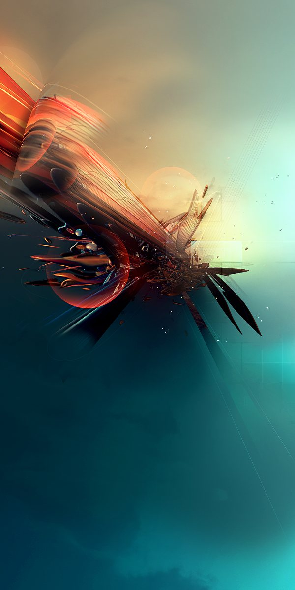 40 Hottest Graphics Designs in 3D by designsmag
