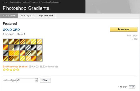 adobe-official-photoshop-gradients