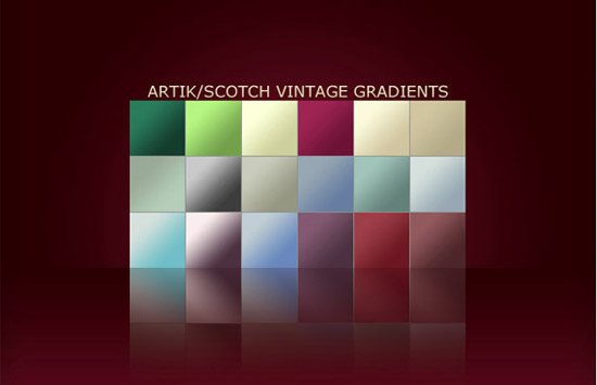 artik-vintage-color-gradients-photoshop