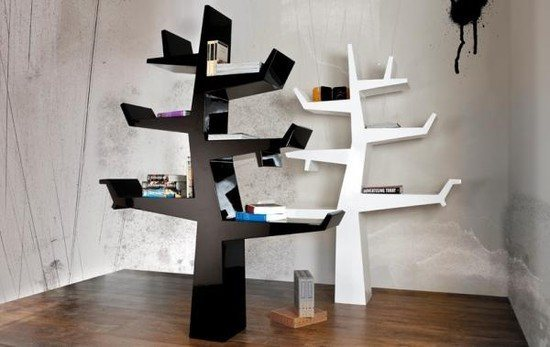 bookshelf13 46 Creative and Stylish Bookshelf Designs