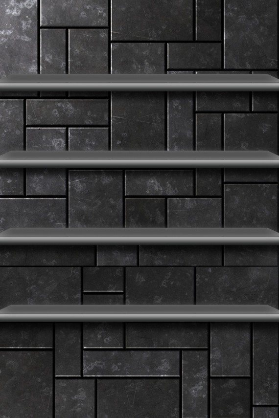 Shelf Wallpaper HD