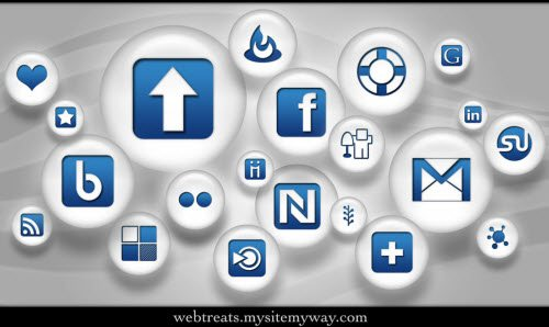 icon pack065 55 Free Social Networking PNG/ICO Icon Packs