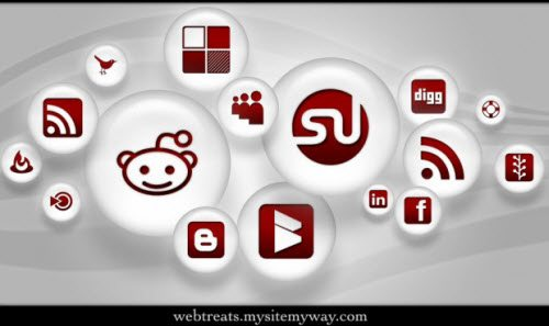 icon pack074 55 Free Social Networking PNG/ICO Icon Packs