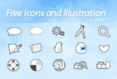 icon pack140 55 Free Social Networking PNG/ICO Icon Packs