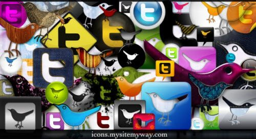 icon pack152 55 Free Social Networking PNG/ICO Icon Packs