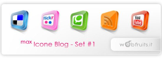 rss feed icons03 55 Free Social Networking PNG/ICO Icon Packs