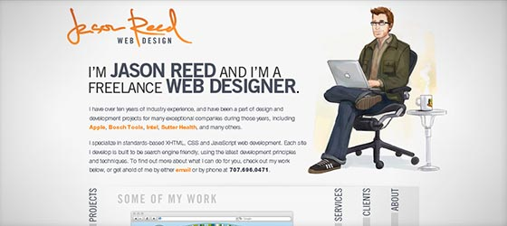 110 Inspirting Singal Page Website Designs by Designsmagcom
