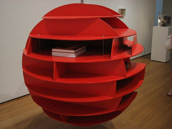 unusual and desirable bookshelves designs bookcase 46 Creative and Stylish Bookshelf Designs