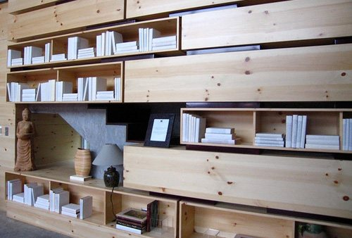 unusual and desirable bookshelves designs bookshelf 46 Creative and Stylish Bookshelf Designs