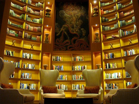 unusual and desirable bookshelves designs celebrity equinox  46 Creative and Stylish Bookshelf Designs