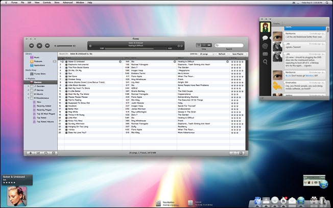 11 MacCustomization designsmag Mac OS Customization Ideas