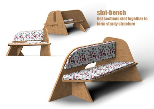 11benchdm 24 Remarkable Bench Designs