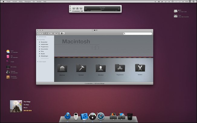 12 MacCustomization designsmag Mac OS Customization Ideas