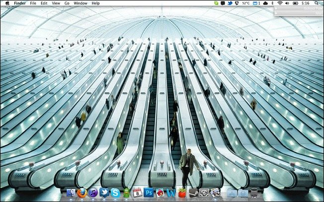 20 MacCustomization designsmag Mac OS Customization Ideas