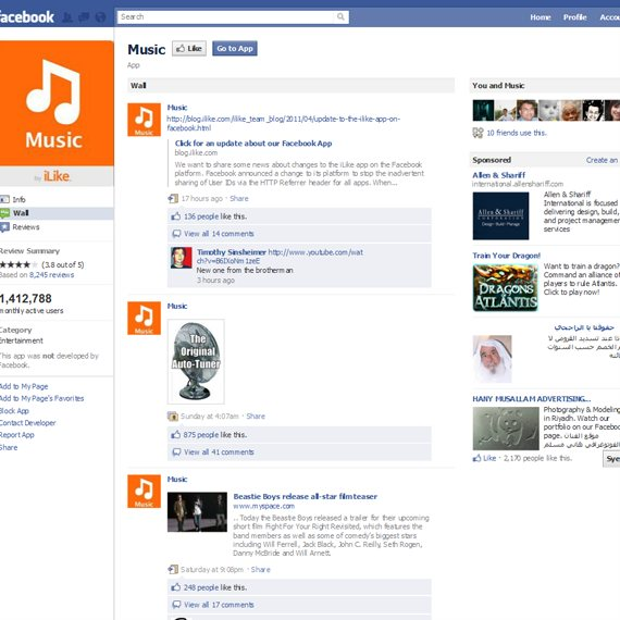 40 Most Addictive Application and Games of Facebook - Designs Mag