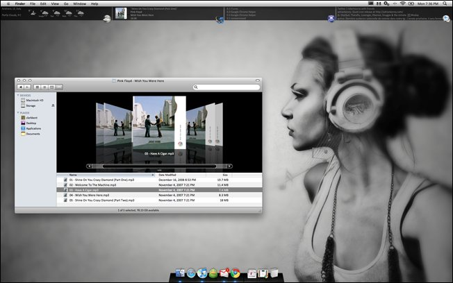 49 MacCustomization designsmag Mac OS Customization Ideas